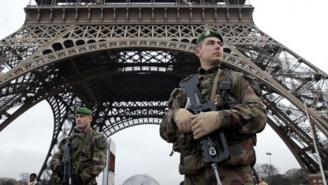 Attentats de Paris - Conséquences du double jeu des pays occidentaux!
