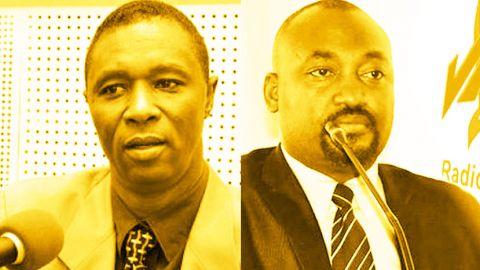 Quand Valery Numa déconne face à un grand initié de la presse haïtienne, Clarens Renois.